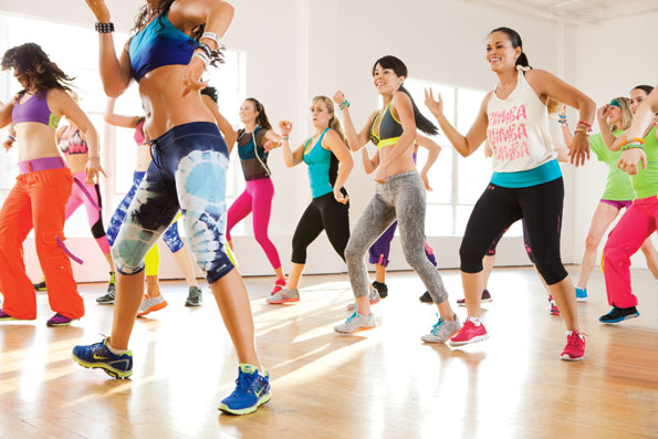 Why zumba is your best friend