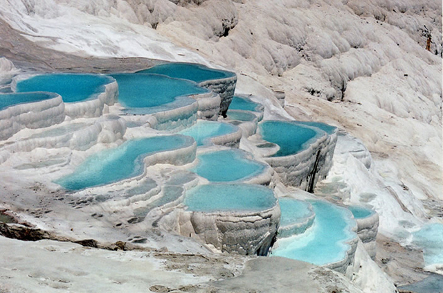 Pamukkale : World's Natural Spa